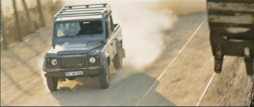 Land Rover Defender Double Cab 110