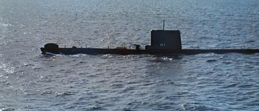 British submarine M1