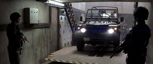 Land Rover Wolf - 1997
